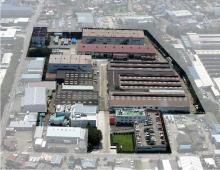 製品製造工場