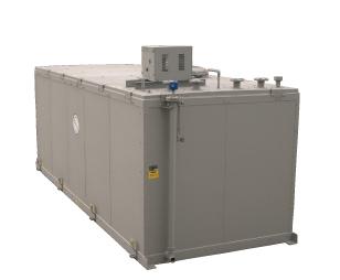 内融式アイスチラー氷蓄熱ユニット