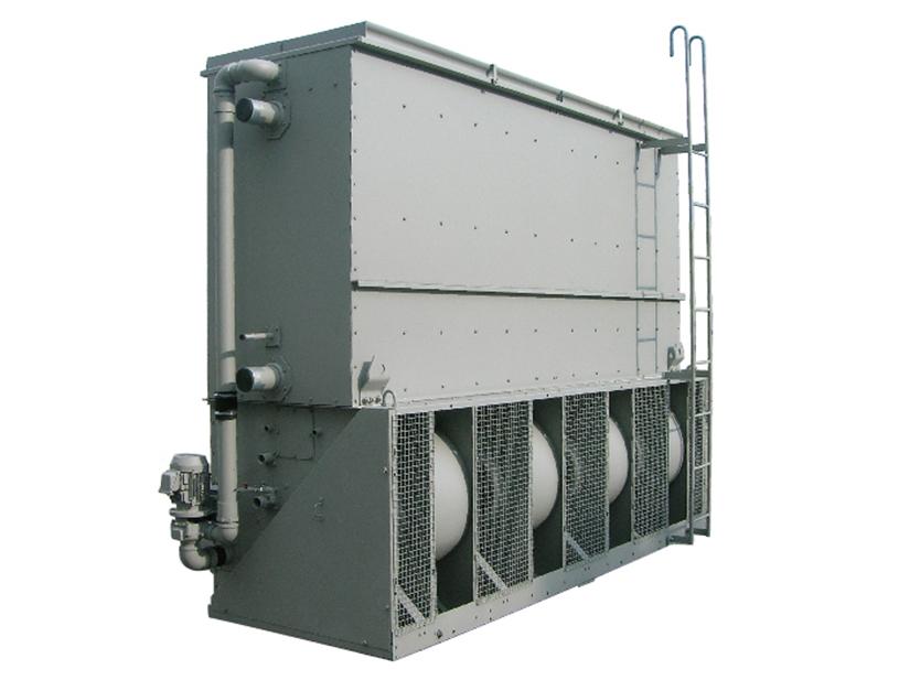 蒸発式凝縮器(エバコン)の特徴