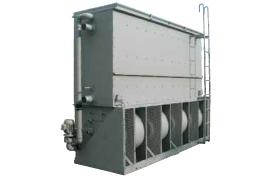 VXC型蒸発式凝縮器(エバコン)の特徴